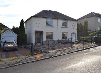 Thumbnail 2 bed semi-detached house for sale in Mccallum Avenue, Rutherglen, Glasgow