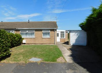 Thumbnail 3 bed semi-detached bungalow for sale in Laura Court, Ingoldmells, Skegness