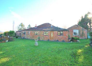 Thumbnail 3 bed detached house for sale in Gringley Road, Beckingham, Doncaster