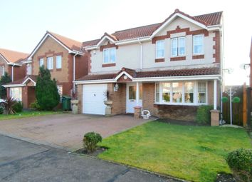 Thumbnail 4 bed detached house for sale in Westfarm Crescent, Cambuslang, Glasgow