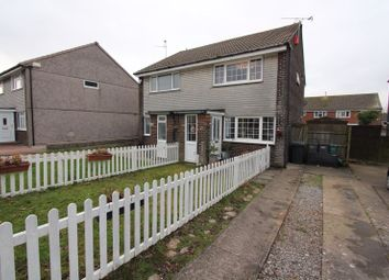 2 bed semi-detached house for sale in Smeaton Close, Rhoose, Barry CF62