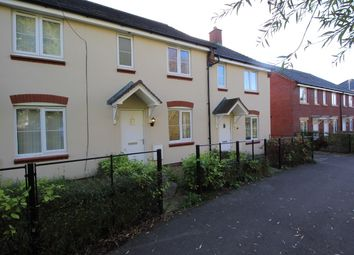Thumbnail 2 bed terraced house to rent in Dinton Close, Swindon