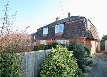 Thumbnail 3 bed semi-detached house for sale in Kingston Close, Street