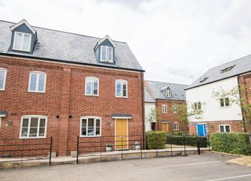 Thumbnail 2 bed semi-detached house for sale in The Maltings, Station Road, Newport, Saffron Walden