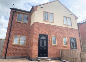 Thumbnail 3 bed semi-detached house to rent in Edgware Road, Nottingham
