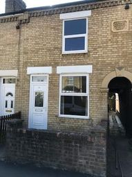 Thumbnail 2 bed terraced house to rent in Charles Street, Peterborough