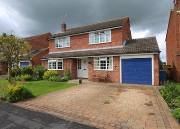 Thumbnail 4 bed detached house for sale in Pinfold Close, Kinoulton, Nottingham
