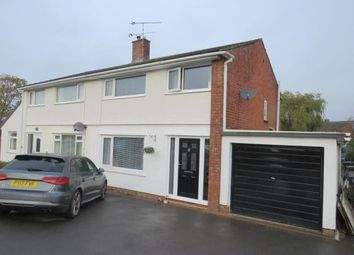 Thumbnail 3 bed semi-detached house for sale in Albemarle Street, Cockermouth, Cumbria