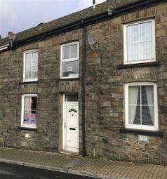 Thumbnail 2 bed terraced house for sale in Pembroke Terrace, Nantymoel, Bridgend