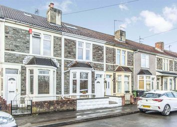 Thumbnail 2 bed terraced house for sale in Midland Road, Staple Hill, Bristol