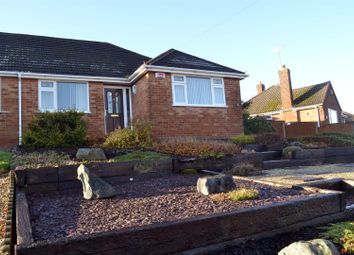 2 bed semi-detached bungalow for sale in Winchester Drive, Midway, Swadlincote DE11