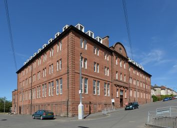 Thumbnail 2 bed flat for sale in Quarrybrae Street, Glasgow