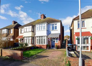 3 bed semi-detached house for sale in Orchard Road, Westbrook, Margate, Kent CT9