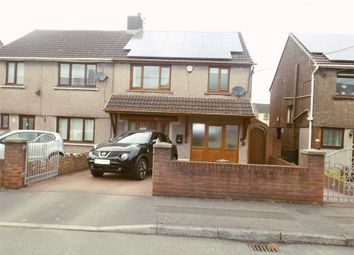 Thumbnail 3 bedroom semi-detached house for sale in Prince Street, Margam, Port Talbot, West Glamorgan