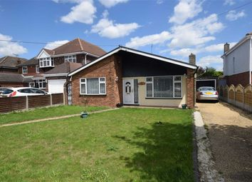 Thumbnail 2 bed detached bungalow for sale in Stanley Road, Bulphan, Essex