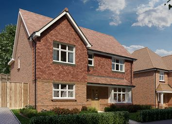 Thumbnail 4 bed detached house for sale in Woodlands Road, Leatherhead