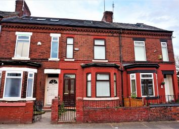 Thumbnail 4 bedroom terraced house for sale in Seedley Park Road, Salford