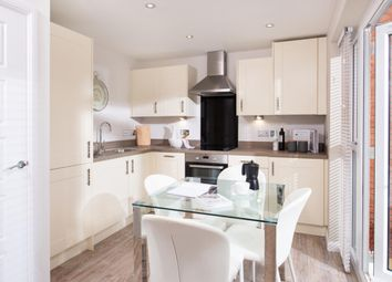 "Thumbnail 3 bed semi-detached house for sale in ""Coull"" at Whitehill Street, Newcraighall, Musselburgh"