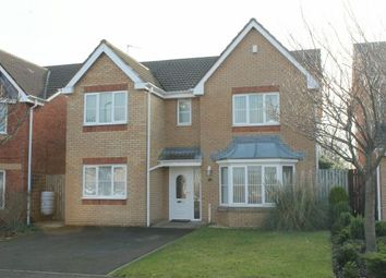 Thumbnail 4 bed detached house for sale in Allerston Way, Guisborough