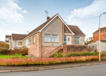 Thumbnail 2 bed semi-detached bungalow for sale in Graham Avenue, Pen-Y-Fai, Bridgend