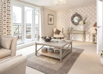 "Thumbnail 3 bed semi-detached house for sale in ""Hinton"" at Hambridge Road, Newbury"