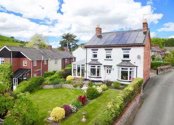 Thumbnail 3 bedroom detached house for sale in Ael-Y-Bryn, Church Lane, Llansantffraid, Powys