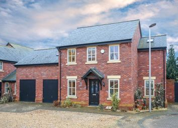 Thumbnail 3 bed detached house to rent in Chester Road, Kelsall, Tarporley