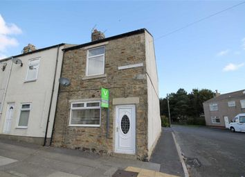Thumbnail 2 bed end terrace house for sale in Mount Pleasant, Stanley, Crook, County Durham