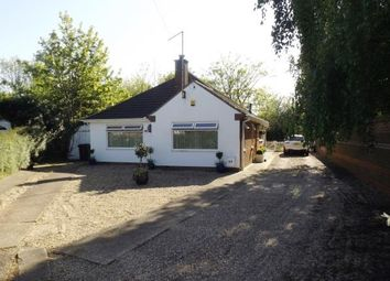 Thumbnail 4 bed bungalow for sale in Franklyn Crescent, Peterborough, Cambridgeshire