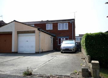 Thumbnail 3 bedroom semi-detached house for sale in St. Albans Close, Swindon