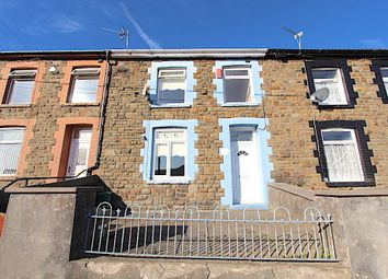 Thumbnail 3 bed terraced house to rent in Greenmeadow Terrace Penrhiwfer -, Tonypandy