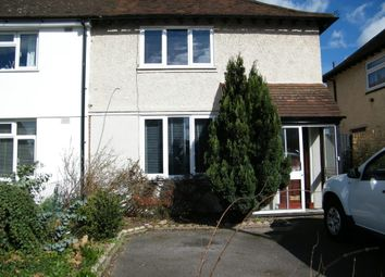 Thumbnail 3 bed end terrace house to rent in Kingston Road, Norbiton, Kingston Upon Thames