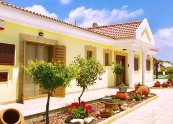 Thumbnail 4 bed bungalow for sale in Limassol, Cyprus