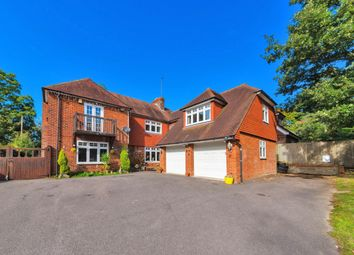 Thumbnail 5 bed detached house for sale in The Drive, Hailsham, East Sussex