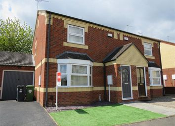 Thumbnail 3 bed property to rent in Anderson Drive, Whitnash, Leamington Spa