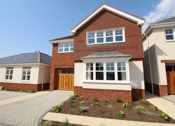 4 bed detached house for sale in Dorchester Road, Upton, Poole BH16