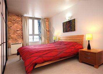 Thumbnail 2 bedroom flat to rent in Cubitt Wharf, Storers Quay, London