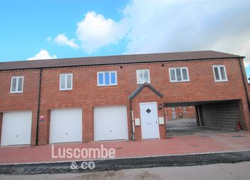 Thumbnail 1 bed terraced house to rent in Swan Crescent, Lysaght Village, Newport