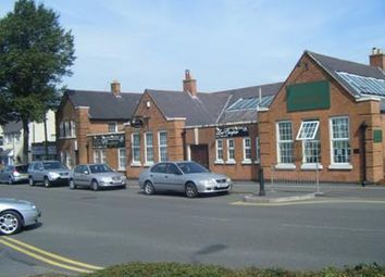 Thumbnail Commercial property for sale in 30-32 Ashby Road, Coalville, Leicestershire