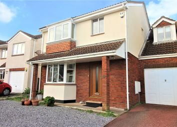 Thumbnail 4 bed link-detached house for sale in Treesdale Close, Paignton