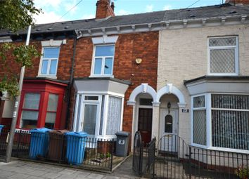 Thumbnail 2 bed terraced house for sale in Coltman Street, Hull