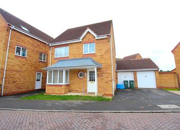 Thumbnail 3 bed detached house for sale in Goodheart Way, Thorpe Astley, Braunstone, Leicester