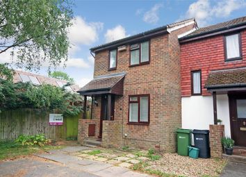 Thumbnail 2 bed end terrace house for sale in Chadhurst Close, North Holmwood, Dorking, Surrey
