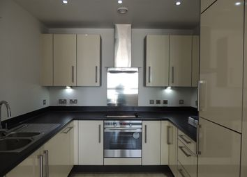 Thumbnail 1 bed flat to rent in Rick Roberts Way, Stratford