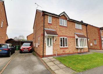 Thumbnail 2 bed semi-detached house for sale in Waters Edge, Scawby Brook, Brigg