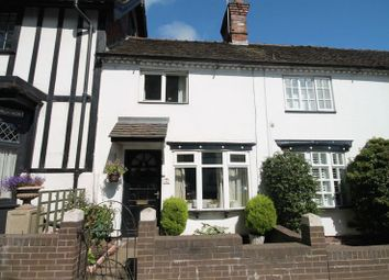 Thumbnail 2 bed terraced house for sale in The Square, Woore, Crewe
