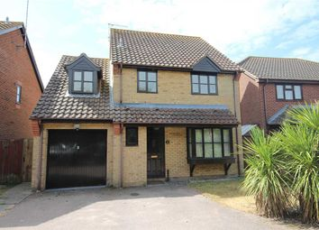 Thumbnail 4 bed detached house for sale in Fairbairn Avenue, Kesgrave, Ipswich