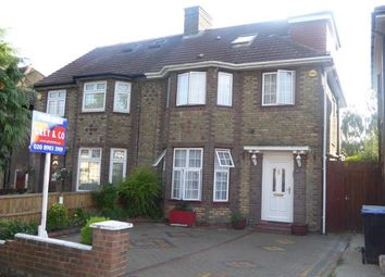 Thumbnail 4 bed semi-detached house for sale in Grittleton Avenue, Wembley, Middlesex