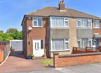 Thumbnail 3 bed semi-detached house for sale in Meadow Croft, Harrogate