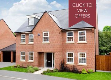 """Thumbnail 5 bed detached house for sale in """"Lichfield"""" at The Long Shoot, Nuneaton"""